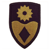 Vanguard ARMY PATCH: 49TH MILITARY POLICE - EMBROIDERED ON OCP