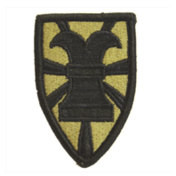 Vanguard ARMY PATCH: SEVENTH TRANSPORTATION COMMAND - EMBROIDERED ON OCP