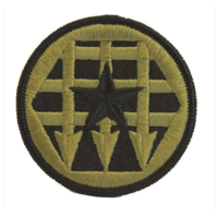 Vanguard ARMY PATCH: ARMY CORRECTIONS COMMAND - EMBROIDERED ON OCP