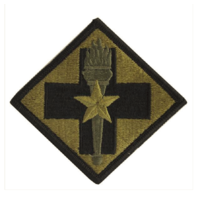Vanguard ARMY PATCH: 32ND MEDICAL BRIGADE - EMBROIDERED ON OCP