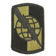 Vanguard ARMY PATCH: 359TH SIGNAL BRIGADE - EMBROIDERED ON OCP