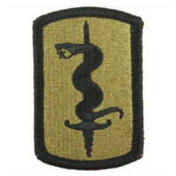 Vanguard ARMY PATCH: 30TH MEDICAL BRIGADE - EMBROIDERED ON OCP