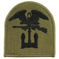 Vanguard ARMY PATCH: FIRST ENGINEER BRIGADE - EMBROIDERED ON OCP