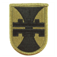 Vanguard ARMY PATCH: 412TH ENGINEER BRIGADE - EMBROIDERED ON OCP