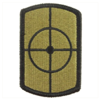 Vanguard ARMY PATCH: 420TH ENGINEER BRIGADE - EMBROIDERED ON OCP