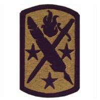 Vanguard ARMY PATCH: 95TH CIVIL AFFAIRS BRIGADE - OCP
