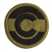 Vanguard ARMY PATCH: COLORADO NATIONAL GUARD - EMBROIDERED ON OCP