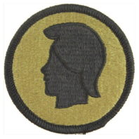 Vanguard ARMY PATCH: HAWAII NATIONAL GUARD - EMBROIDERED ON OCP