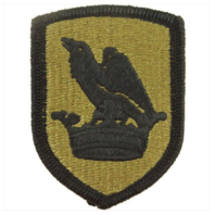 Vanguard ARMY PATCH: WASHINGTON NATIONAL GUARD - EMBROIDERED ON OCP