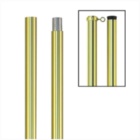 Vanguard FLAG POLE: ANODIZED - 8 FOOT