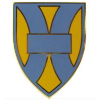 Vanguard ARMY COMBAT SERVICE IDENTIFICATION BADGE CSIB 21ST SUSTAINMENT BRIGADE