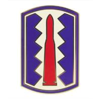 Vanguard ARMY COMBAT SERVICE IDENTIFICATION BADGE (CSIB): 197TH INFANTRY BRIGADE