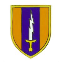 Vanguard ARMY COMBAT SERVICE IDENTIFICATION BADGE (CSIB): 1ST SIGNAL BRIGADE