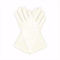 Vanguard GLOVES: PULL-ON GLOVES - WHITE COTTON - SMALL