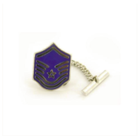 Vanguard AIR FORCE TIE TAC: MASTER SERGEANT
