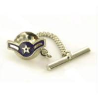 Vanguard AIR FORCE TIE TAC: AIRMAN