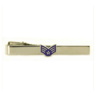Vanguard AIR FORCE TIE BAR: ENLISTED AIRMAN: SENIOR