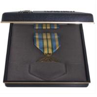 Vanguard Military Outstanding Volunteer Service Medal Presentation Set