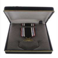 Vanguard Full size medal presentation set for the Prisoner of War award