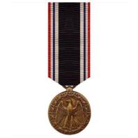 Vanguard Miniature medal for the Prisoner of War (POW) award