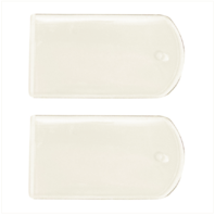 Vanguard IDENTIFICATION TAG PLASTIC SILENCERS - 2 PER PACKAGE