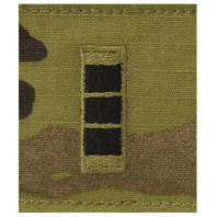 Vanguard ARMY GORTEX RANK: WARRANT OFFICER 3 - OCP JACKET TAB