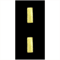 Vanguard MARINE CORPS EMBROIDERED RANK: SECOND LIEUTENANT