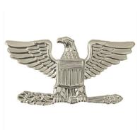 Vanguard CAP RANK: COLONEL - LARGE, LEFT SIDE AIR FORCE