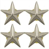 Vanguard MARINE CORPS COLLAR DEVICE: TWO-STAR MAJOR GENERAL
