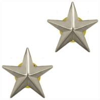 Vanguard MARINE CORPS COLLAR DEVICE: BRIGADIER GENERAL - 1 STAR