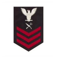 Vanguard NAVY E6 MALE RATING BADGE: SHIPS SERVICEMAN