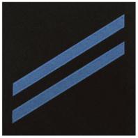 Vanguard NAVY E2 RATING BADGE: CONSTRUCTION APPRENTICE - BLUE