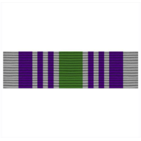 Vanguard ARMY ROTC RIBBON UNIT: N-1-4: AJROTC PERFECT ATTENDANCE