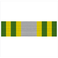 Vanguard ARMY ROTC RIBBON UNIT: N-1-6: AJROTC LEADERSHIP DEVELOPMENT SERVICE