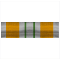 Vanguard ARMY ROTC RIBBON UNIT: N-2-5: AJROTC ATHLETIC PARTICIPATION