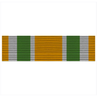 Vanguard ARMY ROTC RIBBON UNIT: N-3-14: AJROTC COMPETITIVE DRILL UNIT