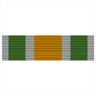 Vanguard ARMY ROTC RIBBON UNIT: N-3-15: ROUND ROBIN RIFLE MATCH
