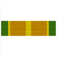 Vanguard ARMY ROTC RIBBON UNIT: N-3-4: AJROTC DRILL TEAM