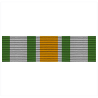 Vanguard ARMY ROTC RIBBON UNIT: N-3-7: AJROTC MARKSMANSHIP TEAM
