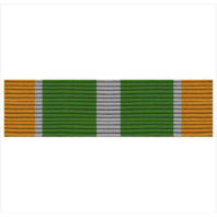Vanguard ARMY ROTC RIBBON UNIT: N-3-8: AJROTC ADVENTURE TRAINING