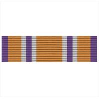 Vanguard ARMY ROTC RIBBON UNIT: N-4-7: AJROTC EXCELLENT STAFF
