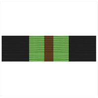 Vanguard ARMY ROTC RIBBON UNIT: R-2-2: GOLD MEDAL ATHLETE