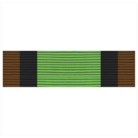 Vanguard ARMY ROTC RIBBON UNIT: R-2-3: SILVER MEDAL ATHLETE