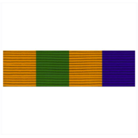 Vanguard ARMY ROTC RIBBON UNIT: R-3-2: EXCELLENCE ADVANCE CAMP GRADUATE