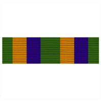 Vanguard ARMY ROTC RIBBON UNIT: R-3-3: ADVANCE CAMP GRADUATE