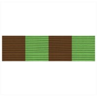 Vanguard ARMY ROTC RIBBON UNIT: R-3-7: SGT YORK AWARD