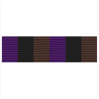 Vanguard ARMY ROTC RIBBON UNIT: R-4-3: INTRAMURAL ATHLETE