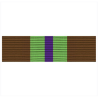 Vanguard ARMY ROTC RIBBON UNIT: R-4-4: CIVIL LEADERSHIP