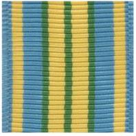 Vanguard Miniature Outstanding Volunteer Service Ribbon Yardage