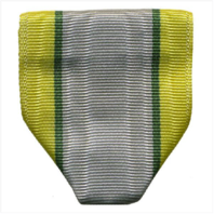 Vanguard ARMY ROTC RIBBON DRAPE: N-1-5: AJROTC STUDENT GOVERNMENT